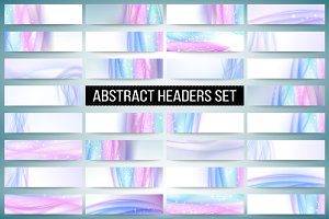 Abstract headers set