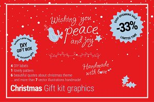 33% OFF - Christmas gift kit