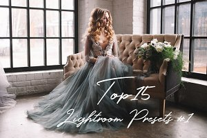 TOP15 Lightroom Presets #1