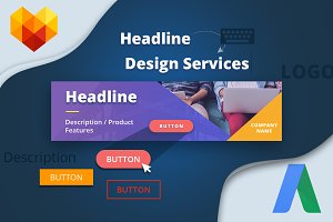 30 PSD Web Banners Bundle (AdWords)