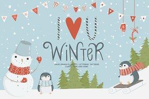 I ♥ U Winter