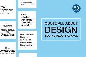 Design Edition - Social Media
