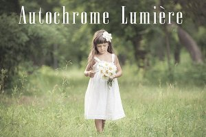Autochrome Lumière Lightroom Presets