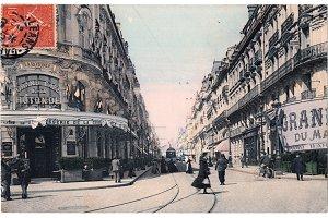 Orléans, Rue de la République, 1900