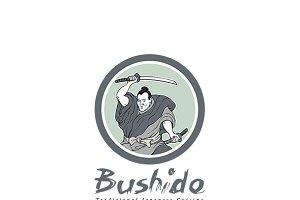 Bushido Japanese Cuisine Logo