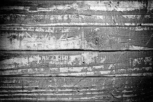 Wooden Monochrome Background