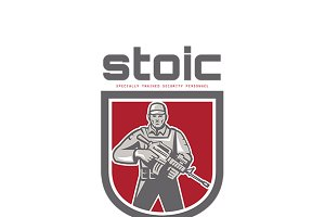 Stoic Security Personnel Training Lo