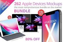 Apple Devices Mockups Bundle