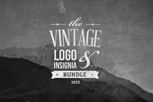 Vintage Logo & Insignia Bundle