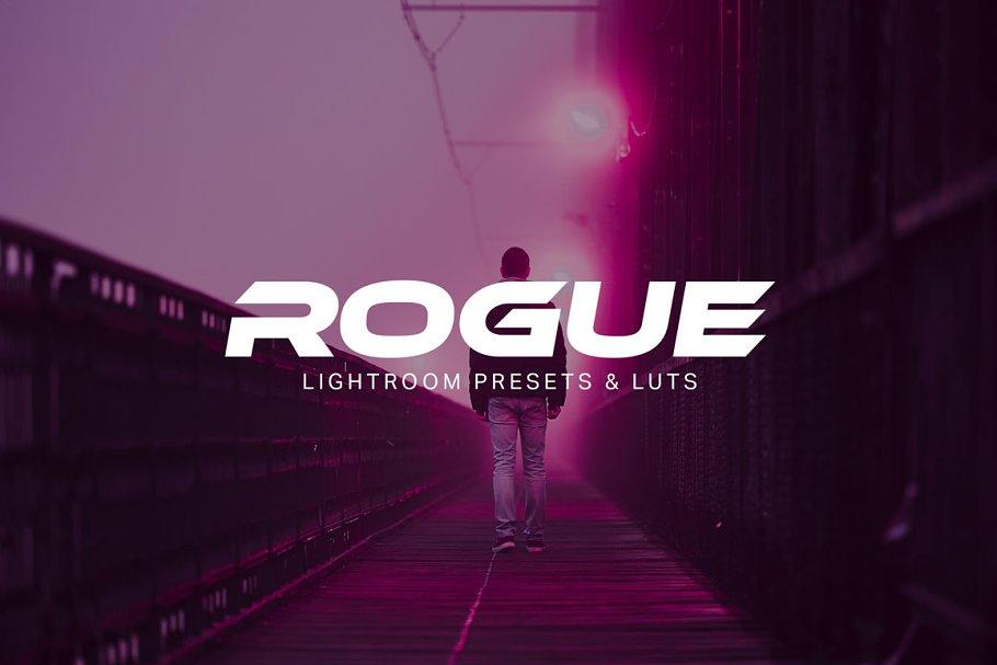 Rogue - Lightroom Presets and LUTs ~ Lightroom Presets