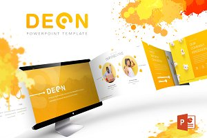 Deon - Powerpoint Template