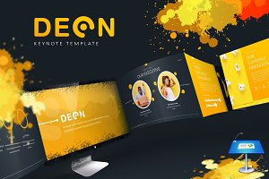 Deon - Keynote Template