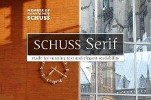 10 Fonts Schuss Serif Pro