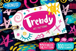 Trendy Art Patterns