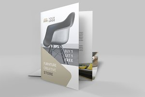 Furniture Bi-Fold Brochure