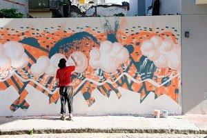 Buenos Aires Street Artist