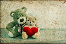 Teddy Bears in Love :)