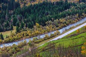 River Avvisio