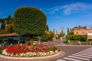 City view of Peschiera del Garda