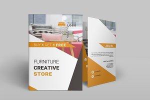 Furniture Bi-Fold Brochure