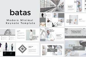 Batas - Keynote Presentation