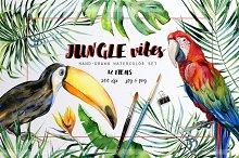 Jungle vibes set