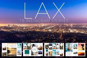 Travel & Fashion Instagram Stories