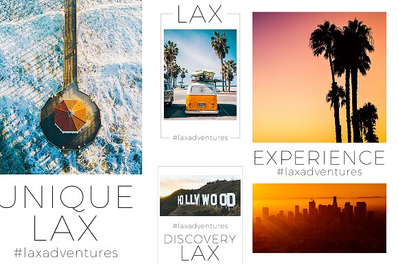 Travel & Fashion Instagram Stories in Social Media Templates - product preview 1