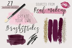 Brush Stroke Creator Kit