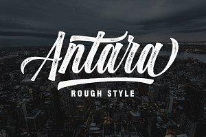 Antara (3 style fonts)