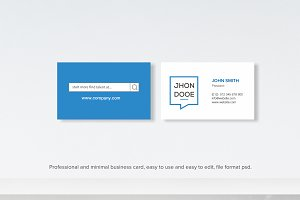 Searching/ findBusiness Card