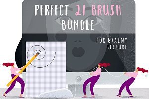 Perfect Brush Bundle For Photoshop