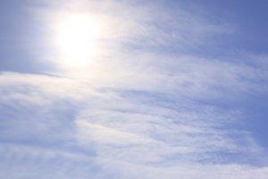 large Sunny Skies