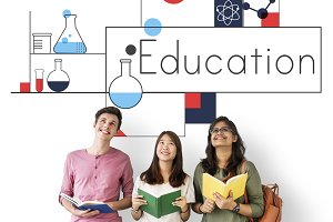 Students Education Concept