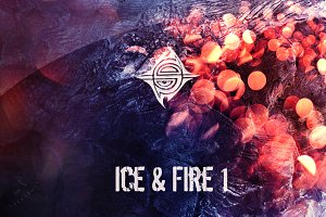 15 Textures - Ice & Fire 1