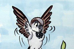 Beginner Bird - Flying Lessons
