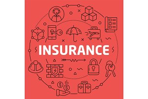 Linear illustration insurance