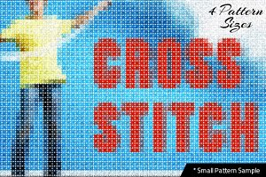 Cross Stitch It For Me