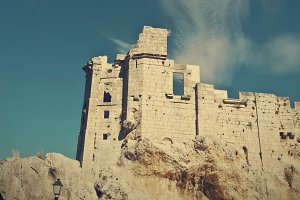 Castle of Zuheros, Cordoba