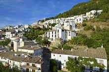 View of Cazorla, Jaen, Spain