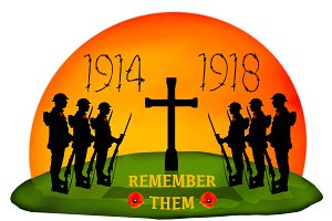 Remembrance Day T-Shirt Artwork