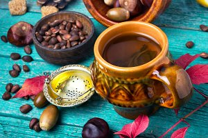 Herbal Autumn Tea