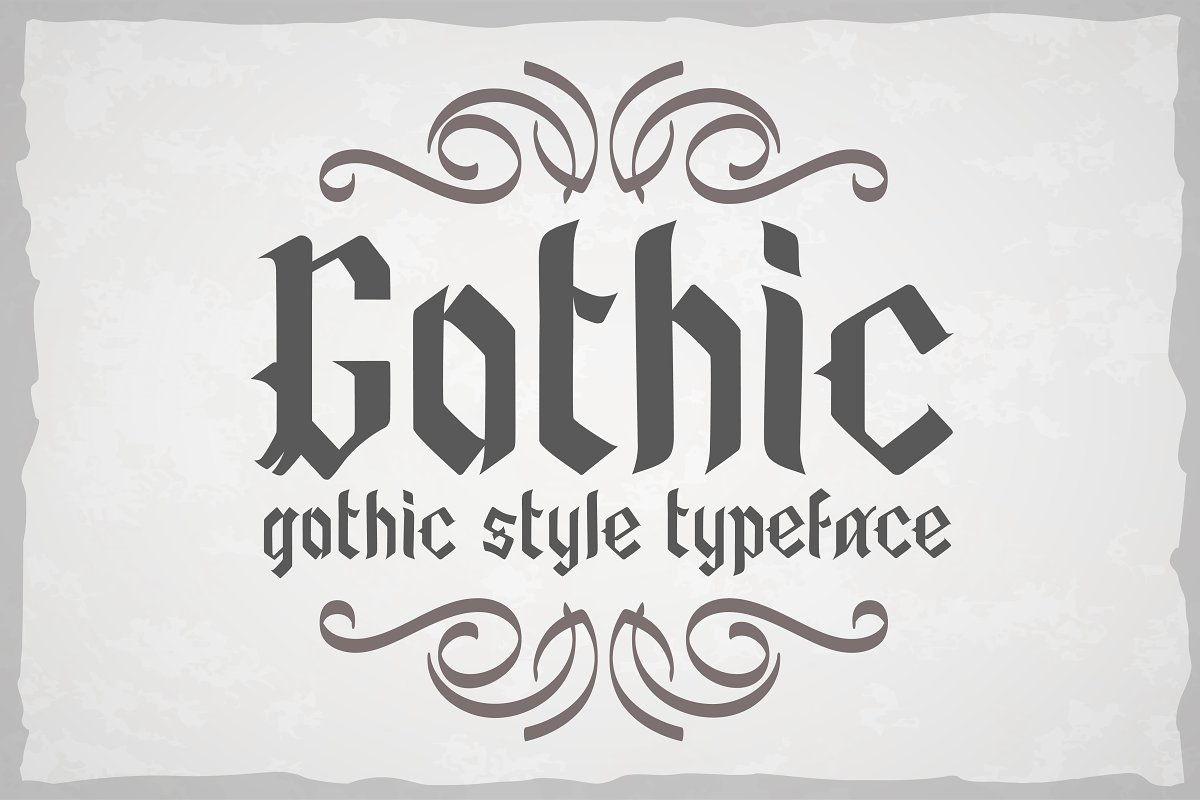 A Font Style