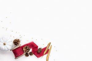 Christmas flatlay #5962