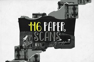 116 Paper Scans & Snippets