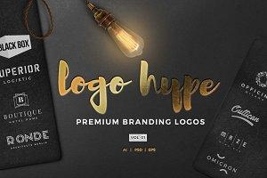 20 modern logos - hype vol. 01