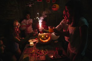 Party Halloween