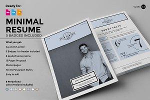 Resume - CV - Portfolio