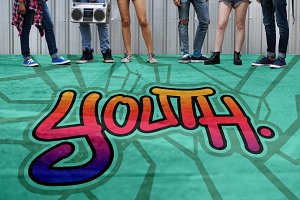 Youth concept