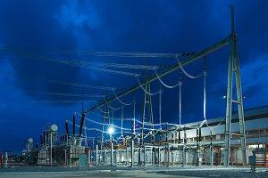 High Voltage Transmission